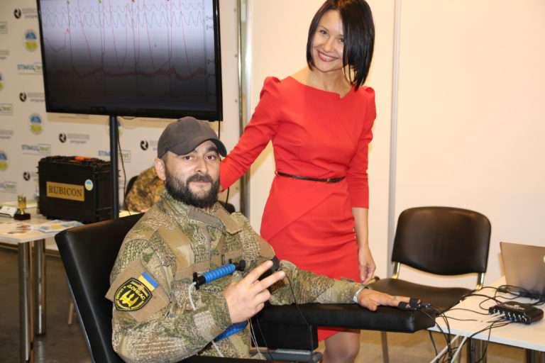 Перевірка на детекторі брехні військового