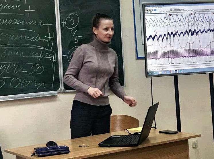 Лекція Кузьмич Т.А.