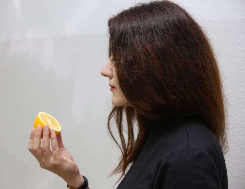 Лимон при протидії поліграфу