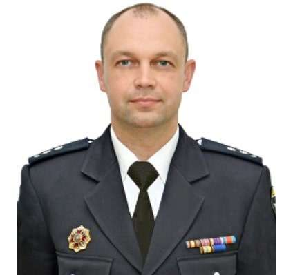 Перший проректор ХНУВС Дмитро Володимирович ШВЕЦЬ