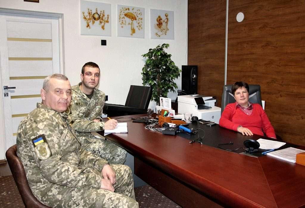 Морозова Тетяна Романівна та Військовий Інститут Шевченка
