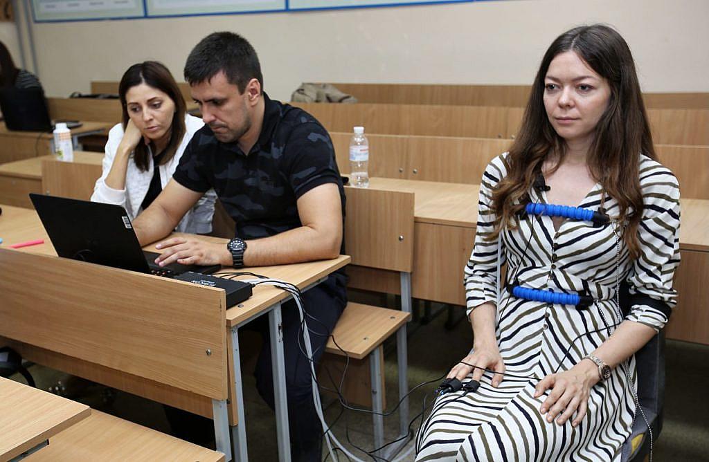 Подготовка полиграфологов в Киеве #вапнавчає