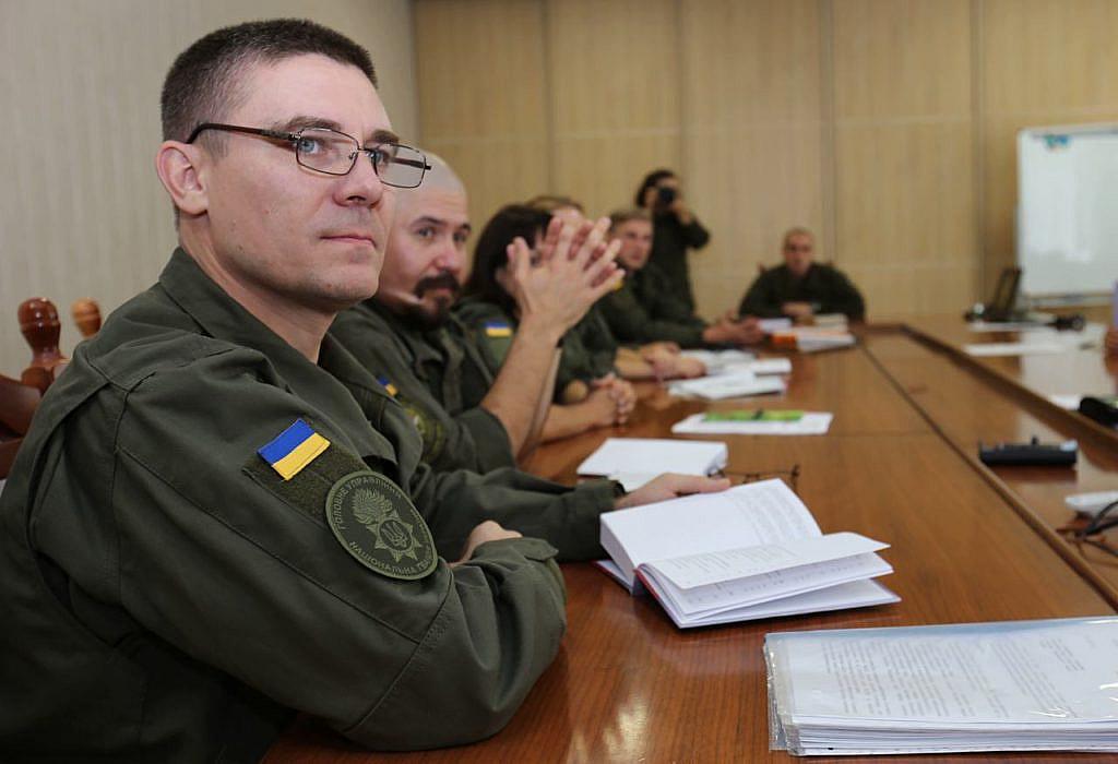 Поліграфологи Національної гвардії України