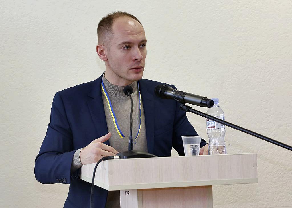 Доповідь заступника завідувача відділу психологічних досліджень КНДІСЕ Семенця Андрія Вікторовича на тему використання комп'ютерного поліграфу при проведенні судових психологічних експертиз