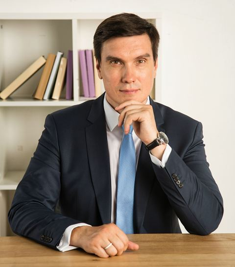 Полиграфолог Владимир Ведмидь
