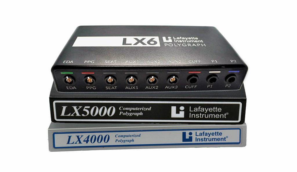 Поліграфи Лафаєт LX5000 та LX6