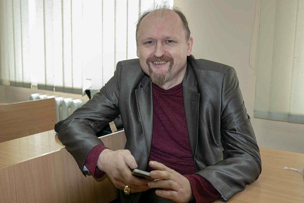 Знайомтесь: майбутній поліграфолог Максимець Володимир Сергійович.