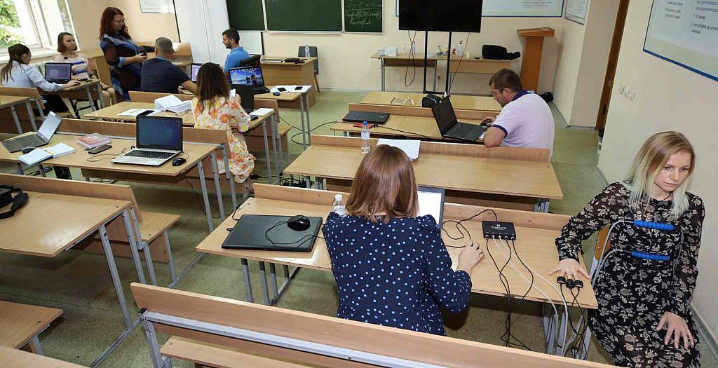 Курси поліграфологів в Києві