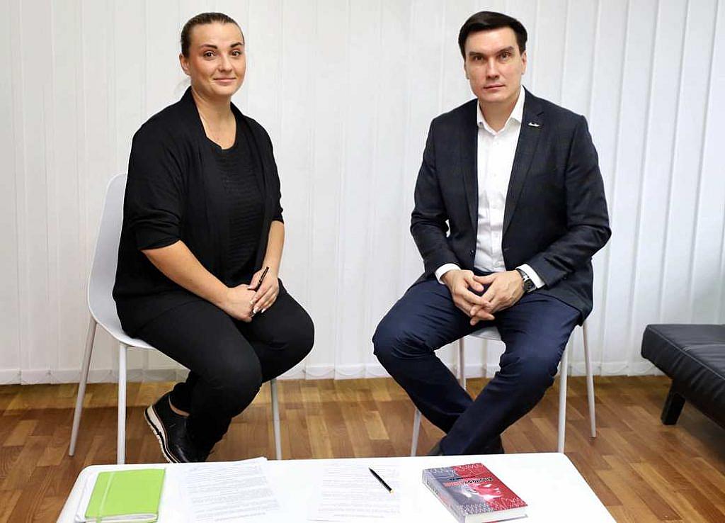 Поліграфологи Лісова Марина Вікторівна та Ведмідь Володимир Анатолійович