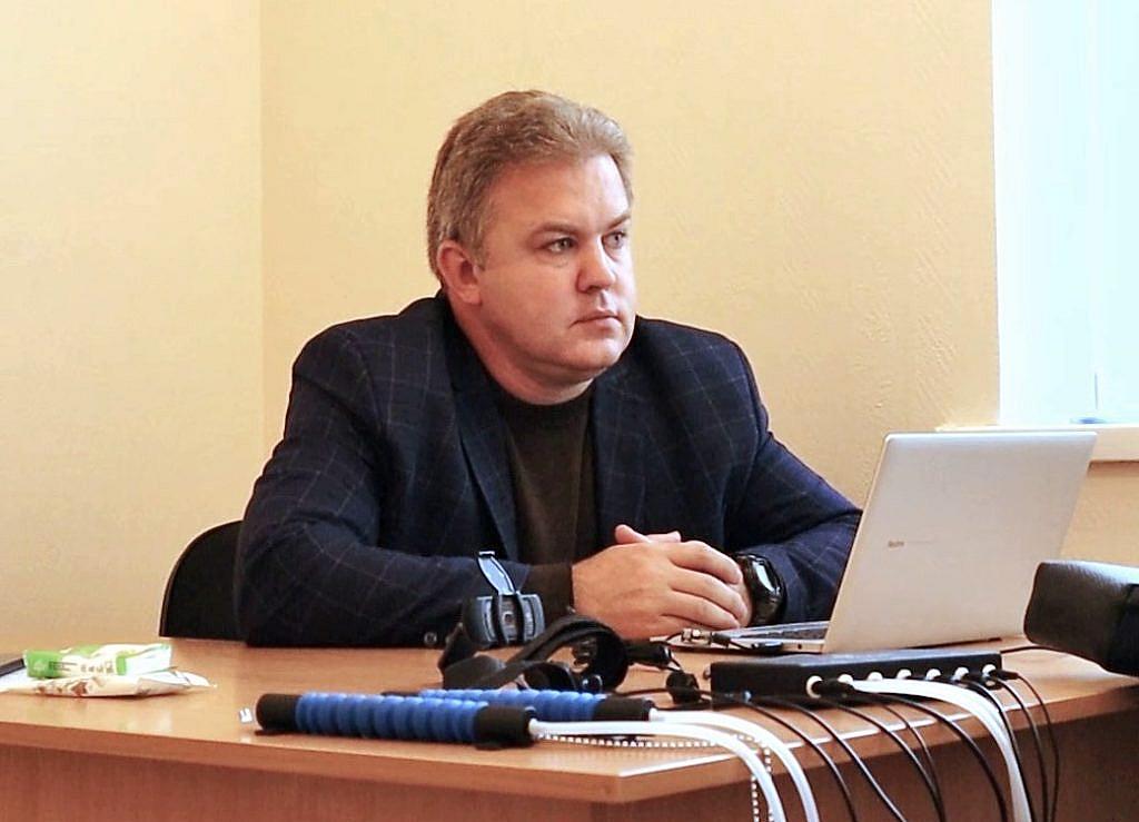 Поліграфолог Олександр Роїна