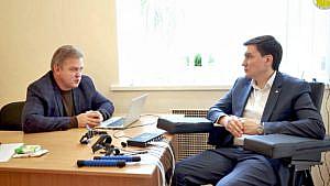 Полиграфологи Александра Роина и Владимир Ведмидь