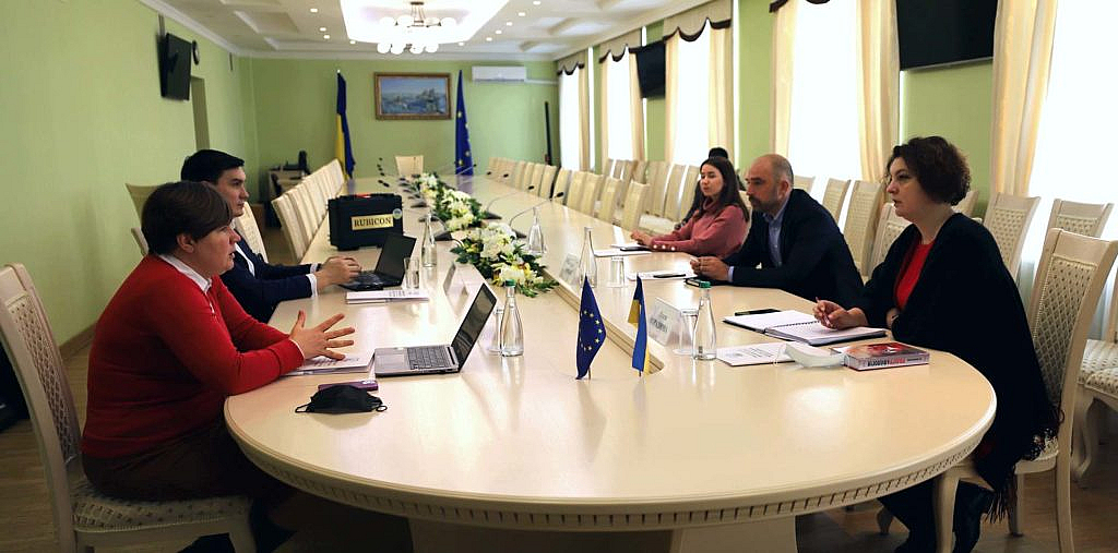 Встреча Всеукраинской ассоциации полиграфологов и Тренингового центра прокуроров Украины