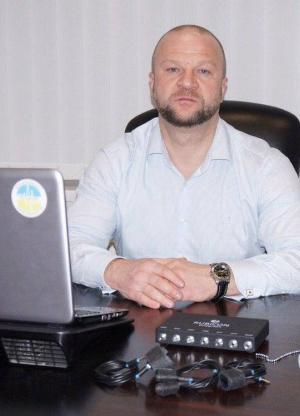 Полиграфолог Николай Парфенов