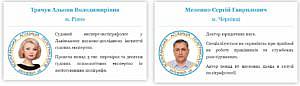 Пример отображения информации о полиграфологах