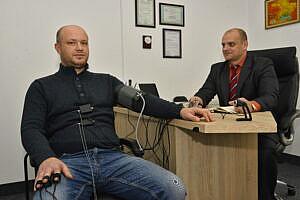 Проверка на полиграфе во Львове