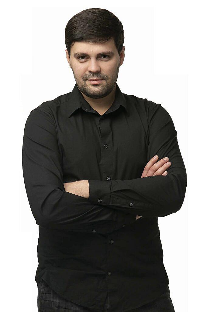 Поліграфолог Крутік Олексій Валерійович