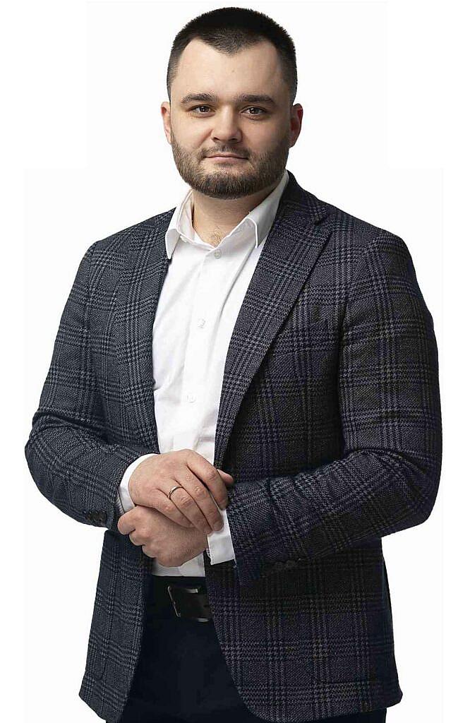 Поліграфолог Іщук Ігор Якович