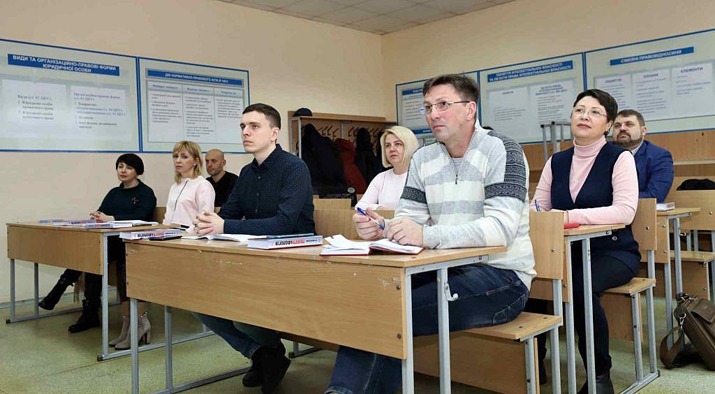 Курси підвищення кваліфікації поліграфологів від ВАП