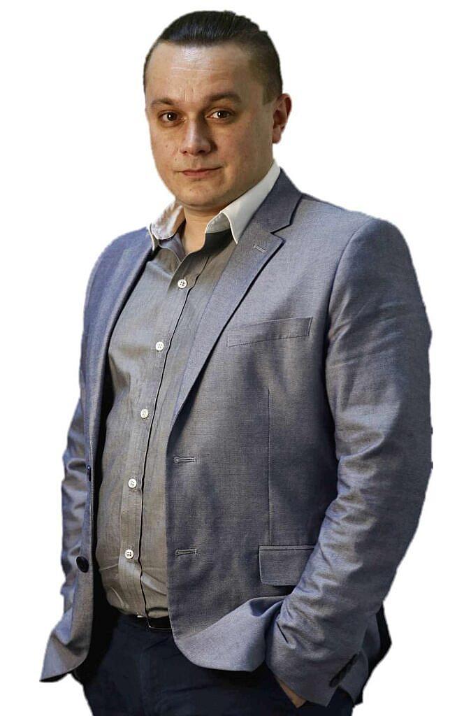 Поліграфолог Топтуненко Ілля Борисович