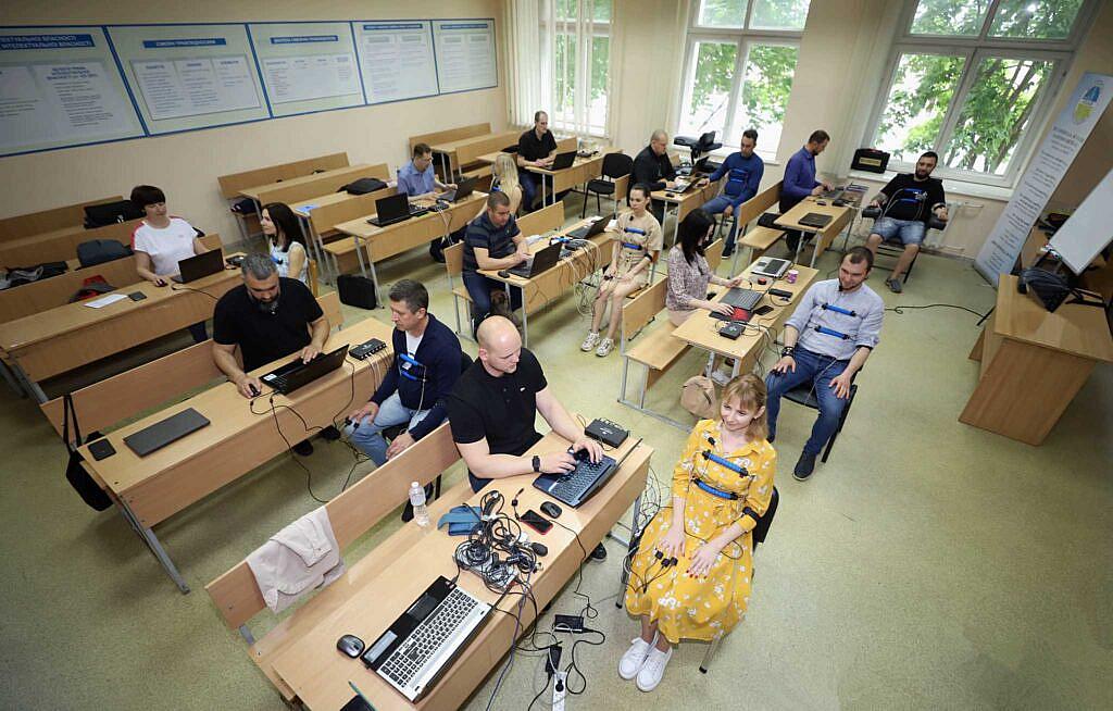 Курси поліграфологів у Києві