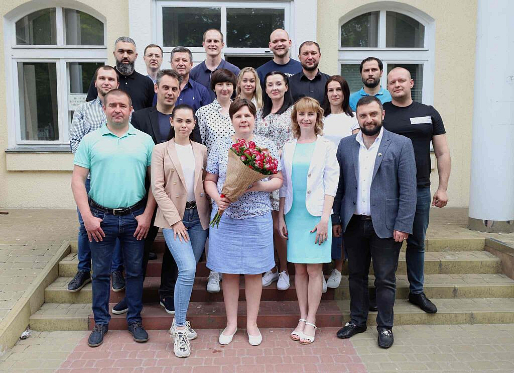 Випускники курсів поліграфологів у Києві